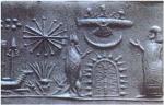 Sumerian-winged-solar-disk